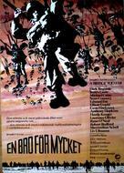 A Bridge Too Far - Swedish Movie Poster (xs thumbnail)