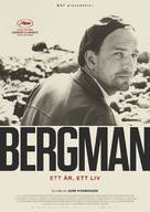 Bergman: A Year in a Life - Swedish Movie Poster (xs thumbnail)