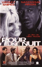 One Night Stand - French VHS cover (xs thumbnail)