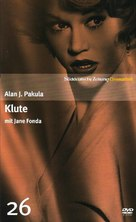 Klute - German Movie Cover (xs thumbnail)