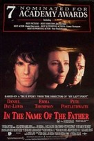 In the Name of the Father - Australian Movie Poster (xs thumbnail)