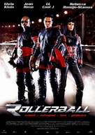 Rollerball - German Movie Poster (xs thumbnail)