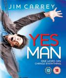 Yes Man - British Movie Cover (xs thumbnail)