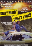 Dirty Mary Crazy Larry - Movie Cover (xs thumbnail)