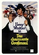 The One and Only - German Movie Poster (xs thumbnail)