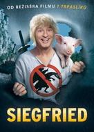 Siegfried - Czech DVD cover (xs thumbnail)