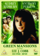 Green Mansions - British Movie Cover (xs thumbnail)