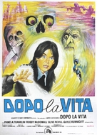 The Legend of Hell House - Italian Movie Poster (xs thumbnail)