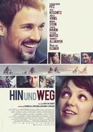 Hin und weg - German Movie Poster (xs thumbnail)