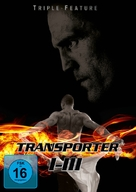 Transporter 3 - German Movie Cover (xs thumbnail)