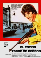 Dog Day Afternoon - Spanish Movie Poster (xs thumbnail)