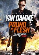 Pound of Flesh - DVD cover (xs thumbnail)
