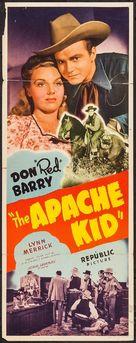 The Apache Kid - Movie Poster (xs thumbnail)