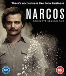 """Narcos"" - British Blu-Ray movie cover (xs thumbnail)"