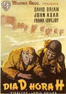 Breakthrough - Spanish Movie Poster (xs thumbnail)
