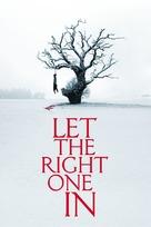 Låt den rätte komma in - DVD movie cover (xs thumbnail)