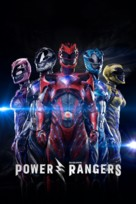 Power Rangers - Movie Cover (xs thumbnail)
