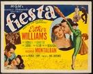 Fiesta - Movie Poster (xs thumbnail)