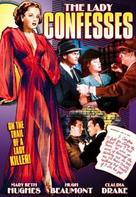The Lady Confesses - DVD cover (xs thumbnail)