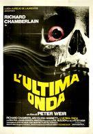 The Last Wave - Italian Movie Poster (xs thumbnail)