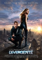 Divergent - Lithuanian Movie Poster (xs thumbnail)