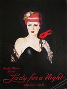 Lady for a Night - poster (xs thumbnail)