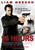 Taken - German Movie Poster (xs thumbnail)