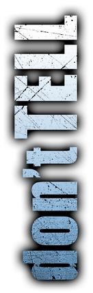 Don't Tell - Logo (xs thumbnail)
