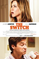 The Switch - Dutch Movie Poster (xs thumbnail)