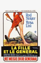 La ragazza e il generale - Belgian Movie Poster (xs thumbnail)
