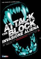 Attack the Block - Italian Movie Poster (xs thumbnail)