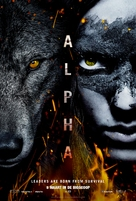 Alpha - Dutch Movie Poster (xs thumbnail)