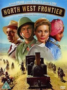 North West Frontier - British DVD cover (xs thumbnail)