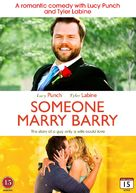 Someone Marry Barry - Danish DVD cover (xs thumbnail)
