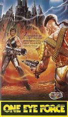 Anno 2020 - I gladiatori del futuro - Danish VHS movie cover (xs thumbnail)