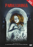 Parasomnia - Italian DVD cover (xs thumbnail)