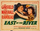 East of the River - Movie Poster (xs thumbnail)