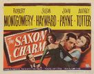 The Saxon Charm - Movie Poster (xs thumbnail)