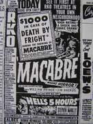 Macabre - poster (xs thumbnail)