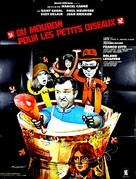 Du mouron pour les petits oiseaux - French Movie Poster (xs thumbnail)