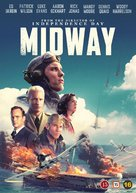 Midway - Danish Movie Cover (xs thumbnail)