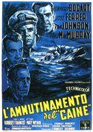 The Caine Mutiny - Italian Movie Poster (xs thumbnail)