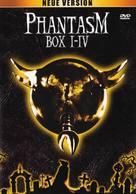 Phantasm - German DVD cover (xs thumbnail)