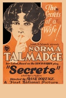 Secrets - Movie Poster (xs thumbnail)