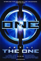 The One - Movie Poster (xs thumbnail)