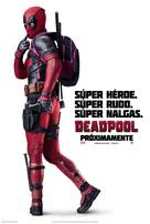Deadpool - Argentinian Movie Poster (xs thumbnail)