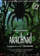 Arachnid - Spanish Movie Poster (xs thumbnail)