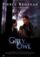 Grey Owl - Italian Movie Poster (xs thumbnail)