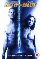 Into The Blue - British DVD movie cover (xs thumbnail)