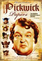 The Pickwick Papers - DVD cover (xs thumbnail)